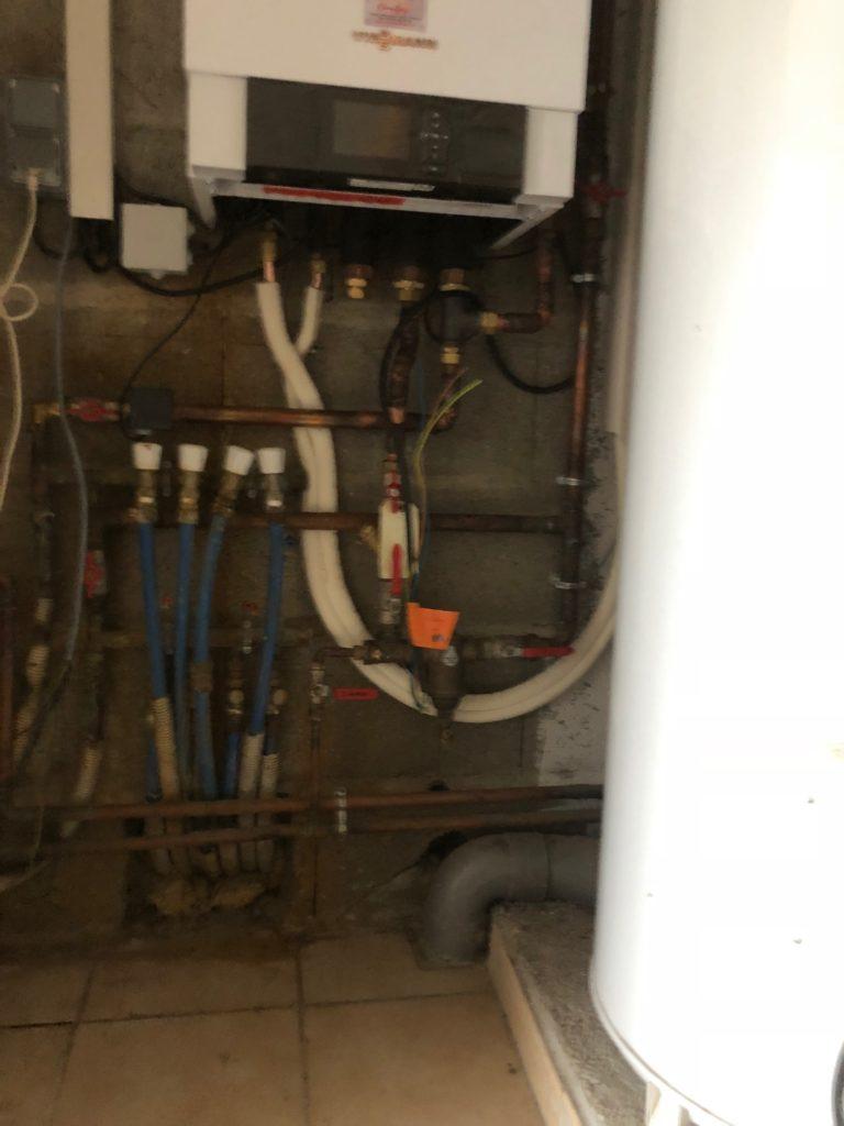 SFDPC : Plomberie & Chauffage, installation chaudière