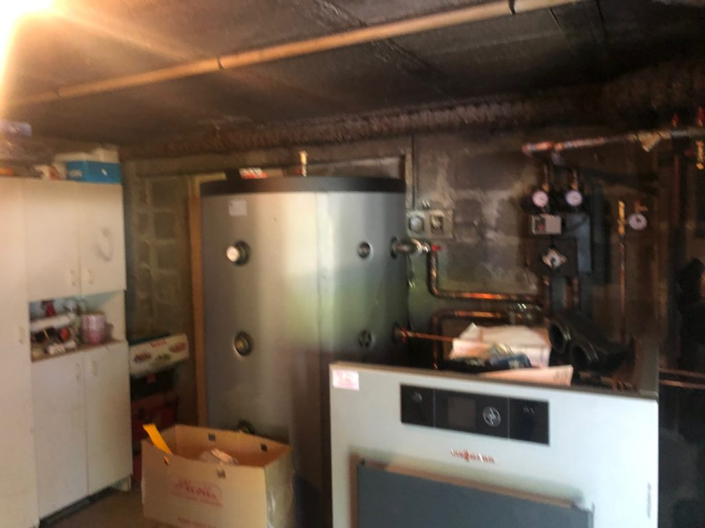 SFDPC : Plomberie & Chauffage, installation de chauffage en sous-sol